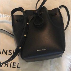 Vegetable Tanned Mini Mini Bucket bag